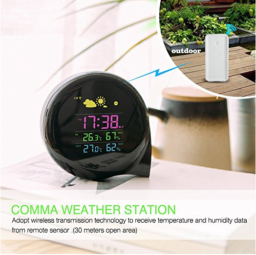 room thermometer hygrometer