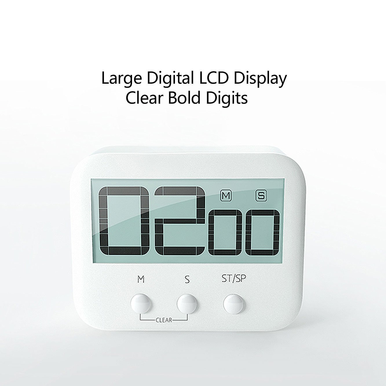 Kitchen Gadgets LCD Digital Timer, Countdown Timer
