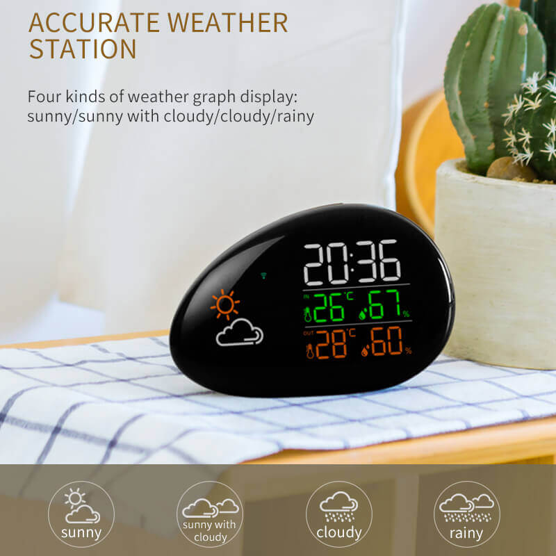 electronic weather stations for home