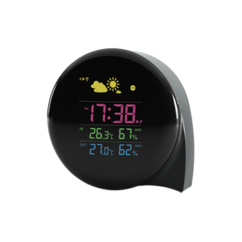 Household Indoor Outdoor Wireless Thermometer Hygrometer