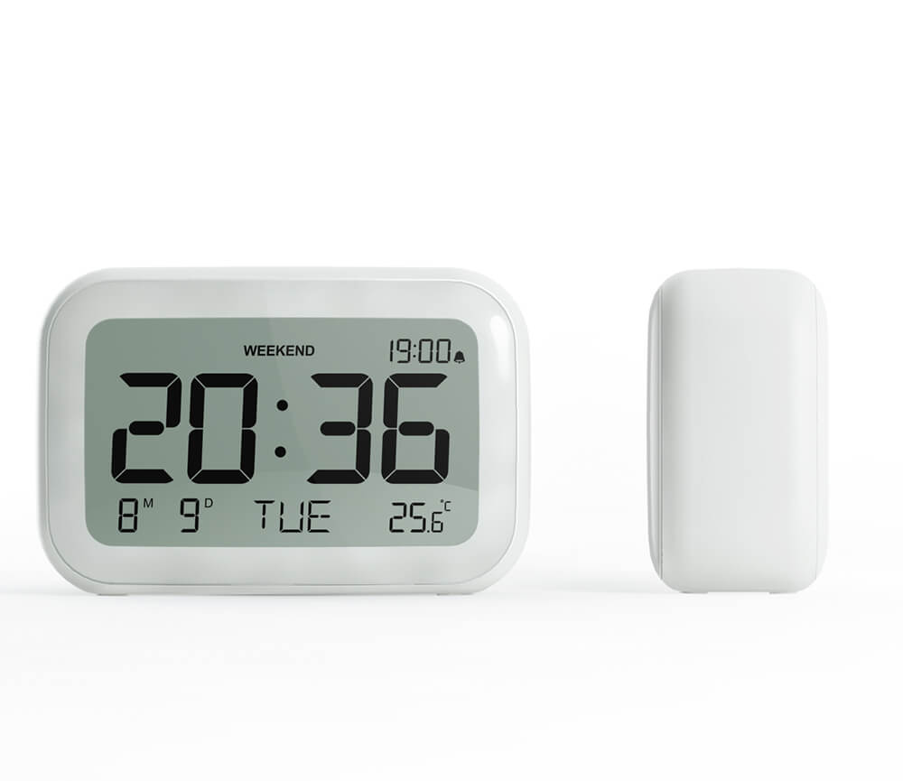 Alarm Clock for Bedrooms Clock