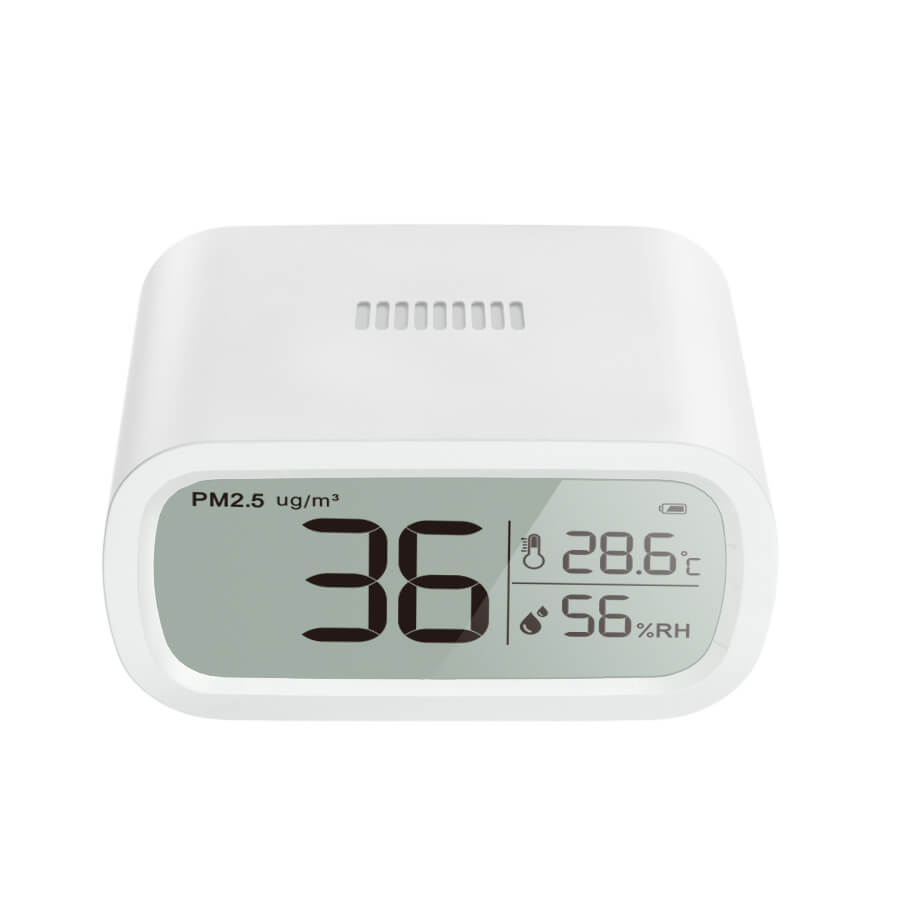 Portable Particulate Monitor | Best Indoor PM2.5 Air Quality Monitor